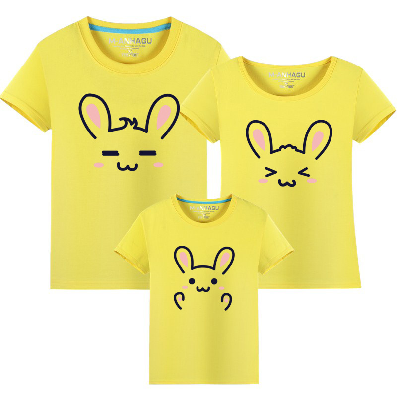 1piece Family fitted T shirts boys Girls T Shirt Cute ...