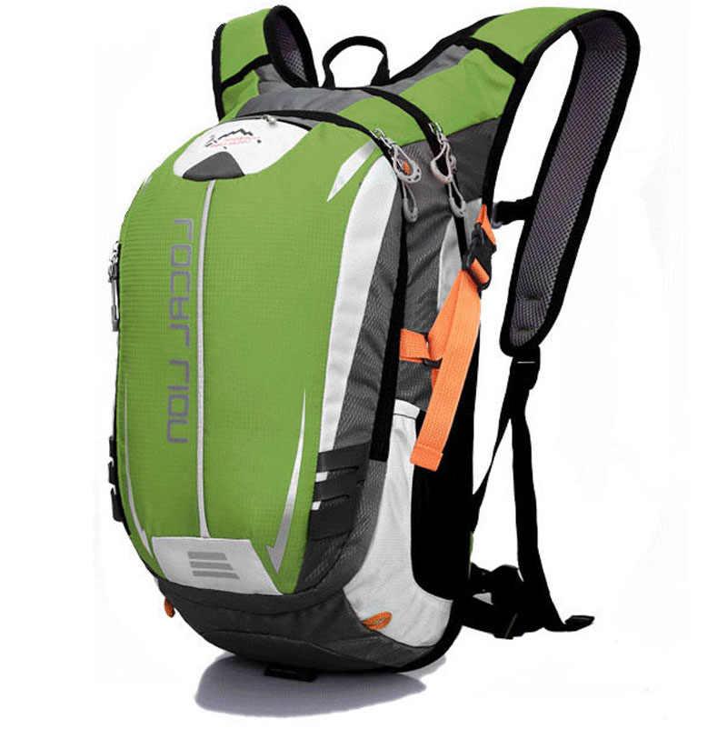 34f9b1ebb8c5 LOCALLION Men Women Cycling Riding Backpack Bike Rucksack Outdoor Sports  Daypack for Running Hiking Camping Climbing