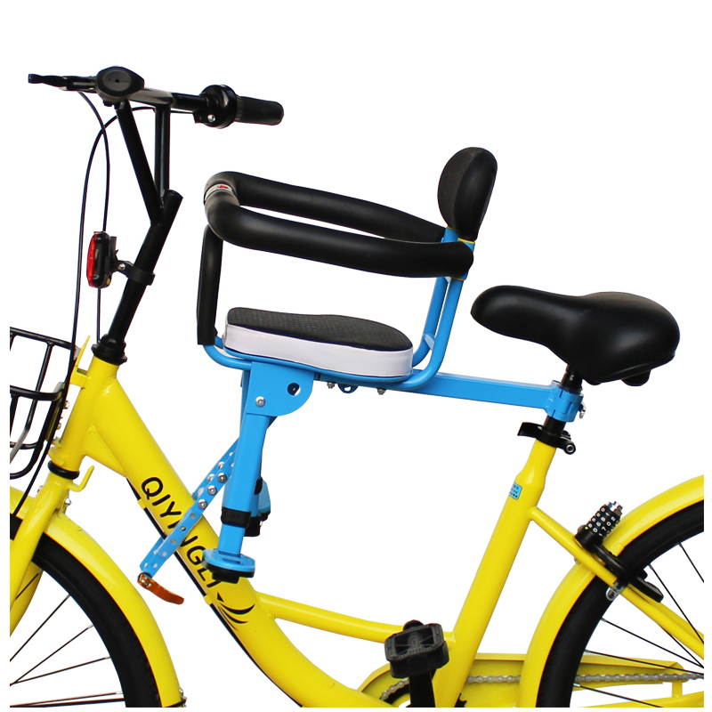 Children s Bicycle Seats For Electric Mountain Road Front Mat Child Safety