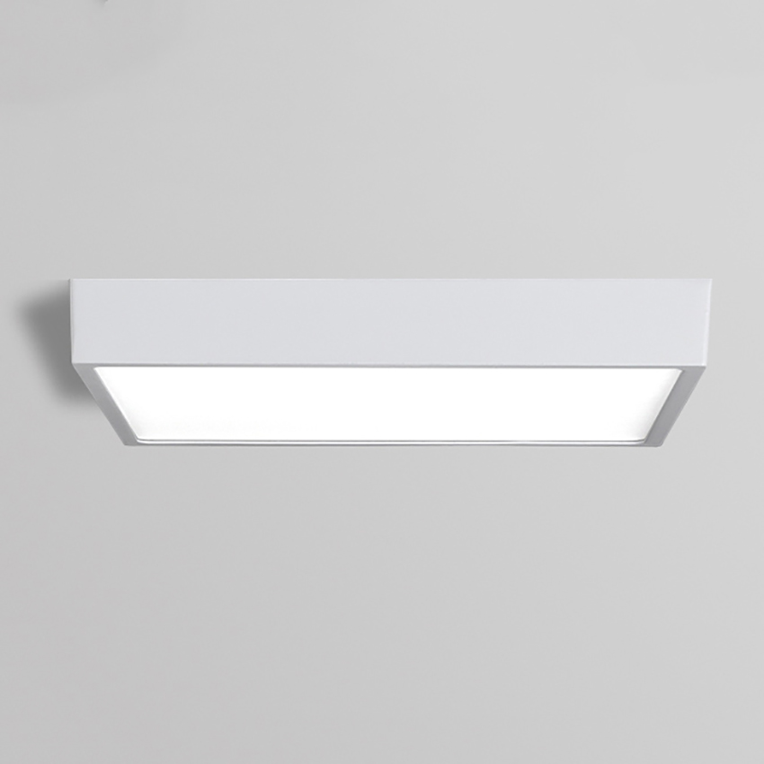 Indoor Ceiling Lamp Modern Simple Ultra-thin Rounded/square LED Ceiling Lights Hallway Entrance Hall Balcony Ceiling Light BL94