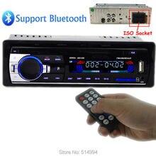 2015 New! Автомобиль радио-плеер, поддержка синий зуб, ответ / отбой SD телефон USB AUX IN, 12V 1 DIN аудио автомобиля, стерео mp3