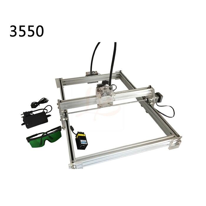 DIY laser engraving machine marking router advanced toys big work area 35*50cm 500mw/2500mw hot sale hot sale cheap home jewelry laser engraving machine
