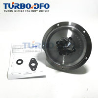 8971195672 Balanced Turbo compressor cartridge turbine for Opel Astra Vectra 2.8L 4JB1T 8971195670 turbocharger CHRA VA430016