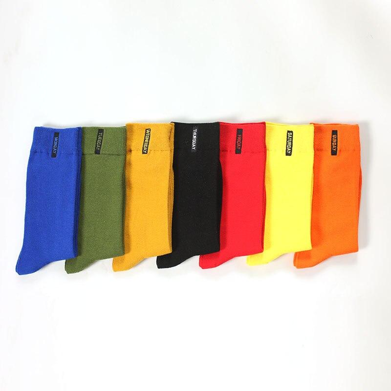 Sorape të modës MYORED të modës krehën çorape të forta pambuku - Të brendshme - Foto 3