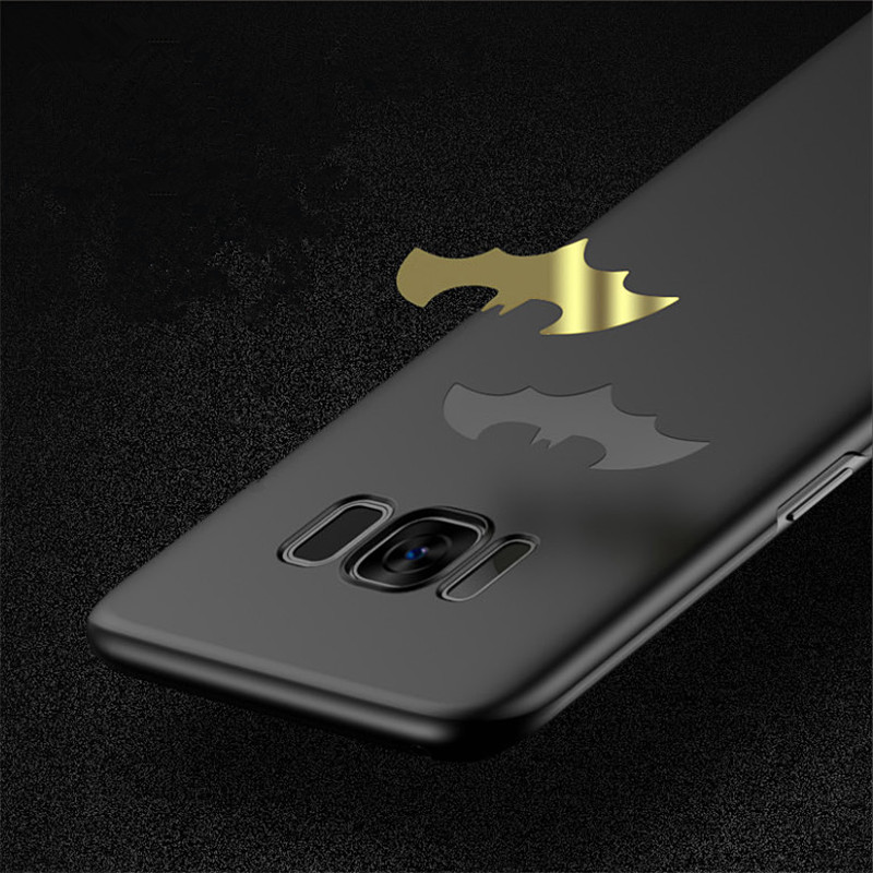 Luxury Batman Case For Samsung Galaxy S7 S7 Edge Cover Coque Slim