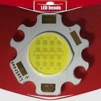 30 stücke cob 13,5 w watt 7,2-8 V COB treiberled indoor gu10 mr16 t10 led-panel streifen cob birne wachsen licht lampe chip schreibtisch lampe barra