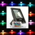 Führte Flutlicht 10 Watt 20 Watt 30 Watt 50 Watt IP65 Wasserdichte Led-strahler Außenbeleuchtung Led Flutlicht RGB/Warm/Weiß Für Garten Platz