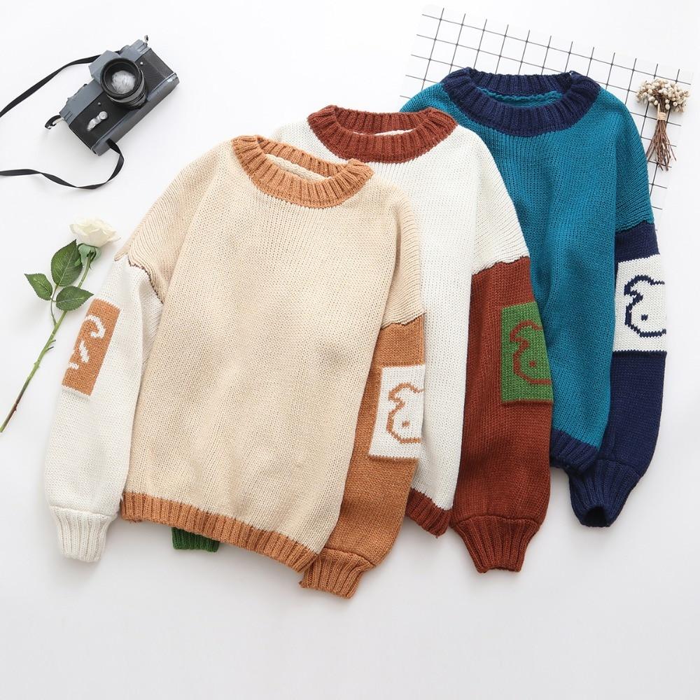 Compra japanese sweater printed y disfruta del envío gratuito en  AliExpress.com 15979cf64217