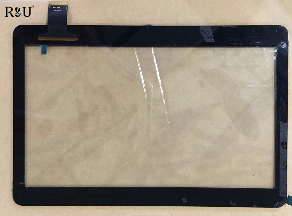 R&U test good 12.5-inch Touch Screen Panel Digitizer Sensor Glass outside screen for Asus T300FA 5680Q FPC-1 in stock