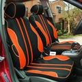 Transpirable asiento de coche especial cubre para Tesla Tesla Todos Los Modelos S X accesorios del coche car sticke