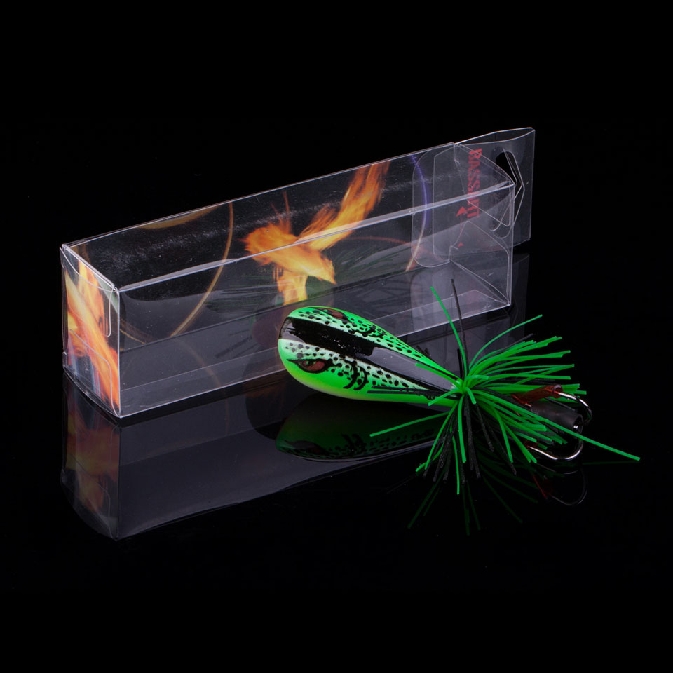 WALK FISH 1PCS High Quality cicada Frog Fishing Lures Snakehead Lure 9cm 10g Topwater Hard Bass Bait Frog Lure Fishing Tackle