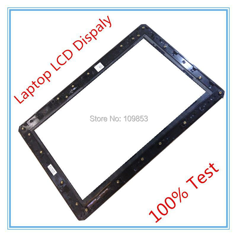 10 touch panel Compatible For Asus T100 T100T T100TA Touch Screen Replacement Digitizer black cable with frame bezel