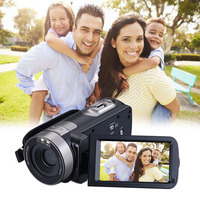 Digital Camera Camcorders HD Recorder 1080P 24 MP 16X Powerful Digital Zoom Video Camcorder 3 0