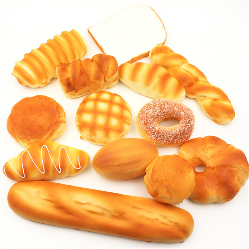Squishy Jumbo Toast : Squishy Mixed Toast Slow Rising Jumbo Scented Wholesale Squishies Simulated Bread For Kitchen ...