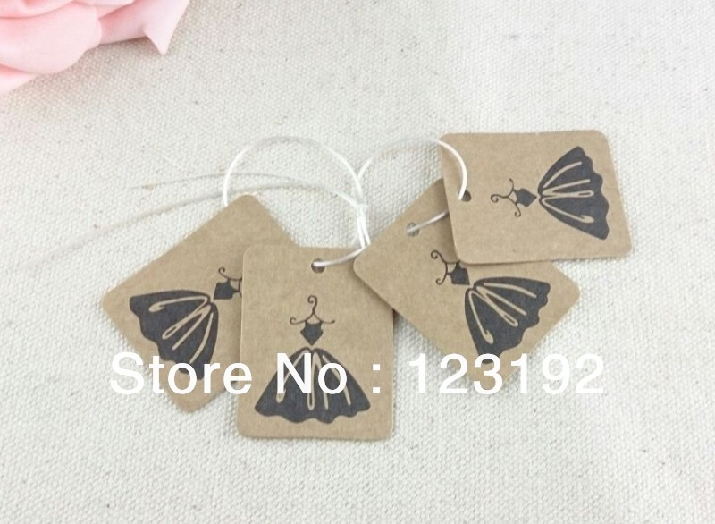the sole custom jewelry display 200pcs lot 3 8x3cm price tag paper