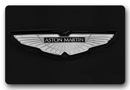 Charmhome Custom Deurmat Martin Symbol Deur Mat Auto Logo Matten