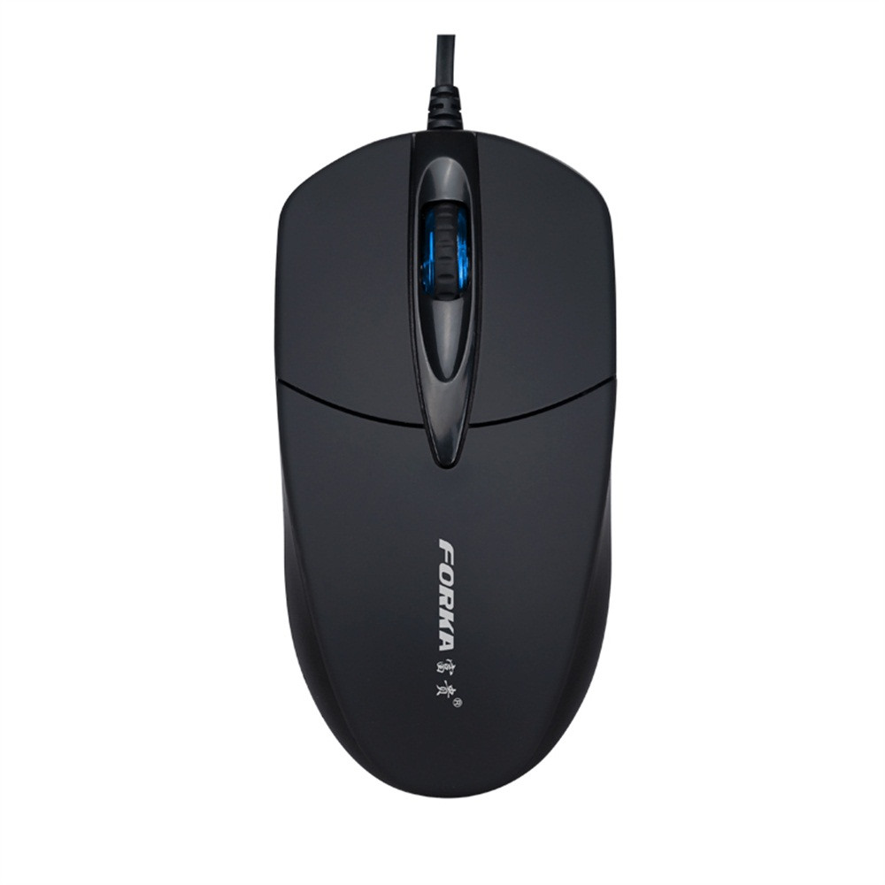 Portable 1200 DPI USB Wired Optical Gaming Mice Mouses For PC Laptop