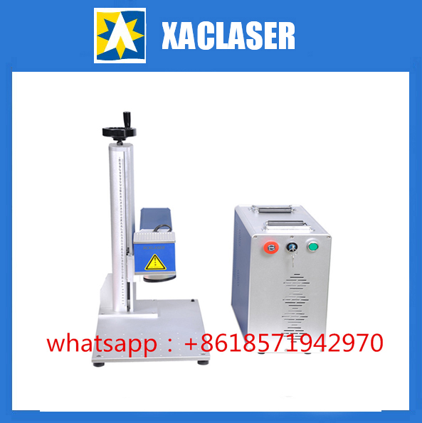 XAClaser favorable price fiber laser marking machine for metal marker with high quality in Wood Routers from Tools
