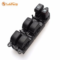 Saborway Driver Side Electric Window Master Control Switch For T oyota Land Cruiser 100 L exus Lx470 Prado REZI 84040 60052