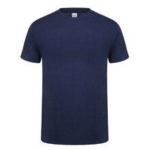 Casual Custom Printed Crew Neck Men's T-Shirt