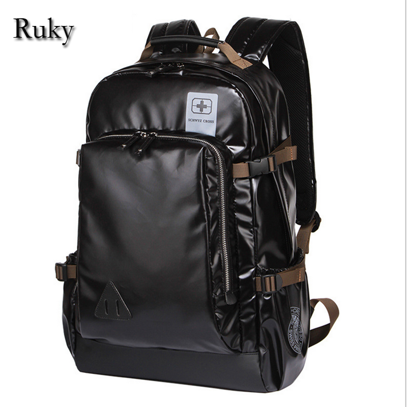 Leisure High Capacity Quality Men Backpacks Fashion High