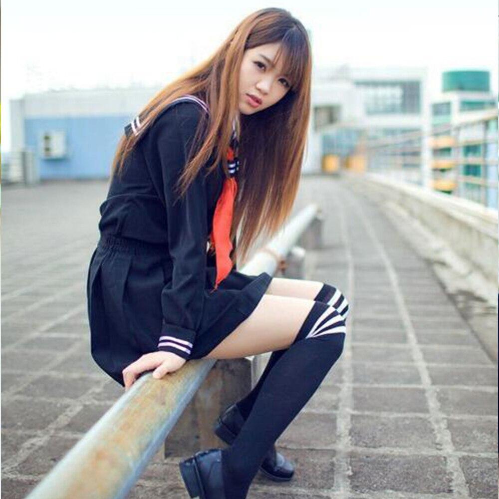 Japanese college girl