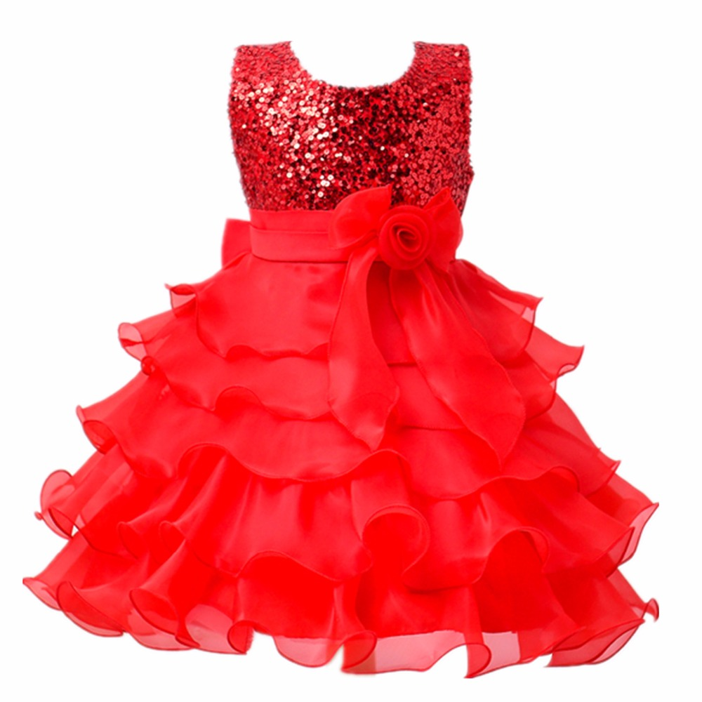 Sequin Prom Evening holiday Flower Wedding Princess Dress Girls Children Clothing Kids Dresses for Girl Clothes Tutu Party Dress flower baby dresses girls kids evening party dresses for girl clothes infant princess prom dress teenager children girl clothing