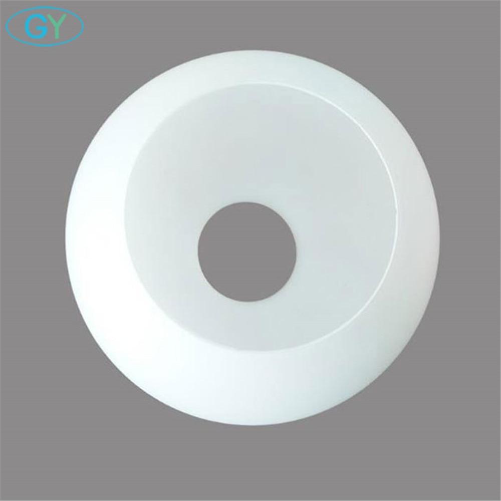 branco mascara de lampada vidro globo 01