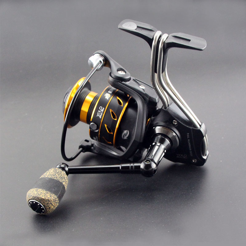 Super Quality Saltwater Spinning Fishing Reel Fly Fishing Reels Carp Sea Fishing For Shimano Okuma Abu