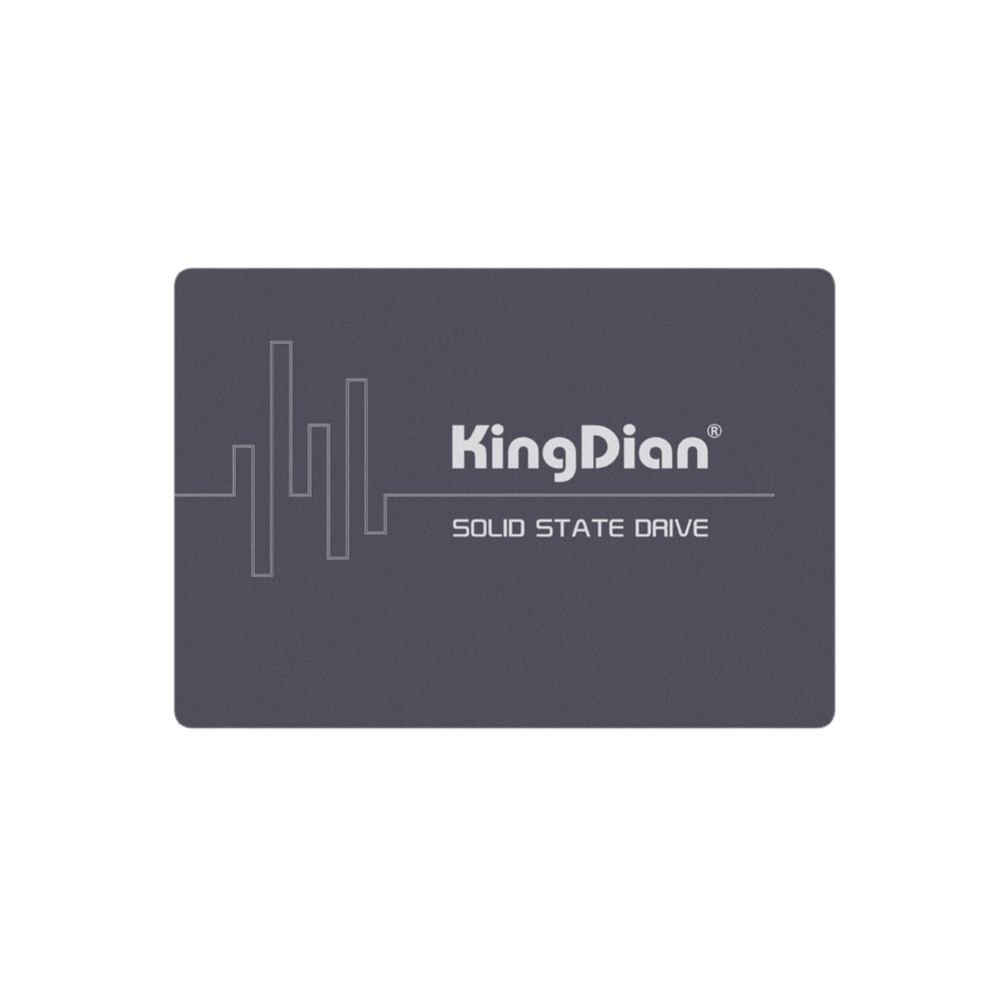 KingDian SSD Hard Drive 120GB Sata Disco Duro SSD 120 GB S400 120GB 2.5'' Dysk SSD SATA3 Internal Solid State Disk 128Gb Laptop