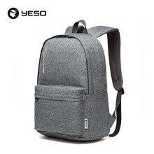 Lässig Schultaschen Rucksäcke Unisex Oxford Wasserdichte Reise Laptop Rucksack Hohe Qualität Vintage Rucksack Große Kapazität YESO