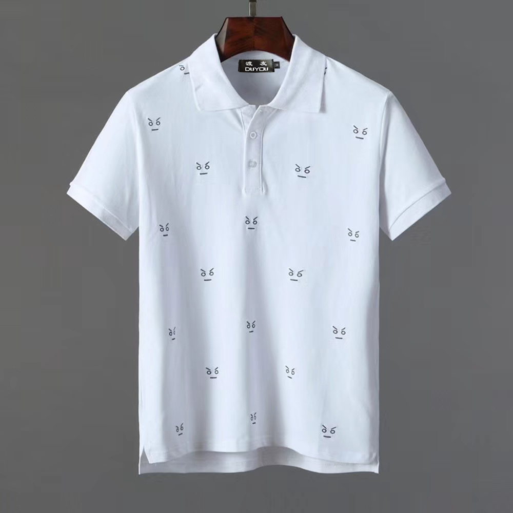 Mens New Summer   Polo   Shirt Men High quality 100% cotton   Polo   Shirt Short Sleeve Full Embroidery   Polo   Shirt Male Brand Clothing