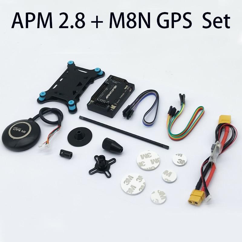 Module d'alimentation de carte de contrôleur de vol APM 2.8 module d'alimentation de boussole intégré GPS M8N pour Multicopter quadrirotor F450 S500-in Pièces et accessoires from Jeux et loisirs    1
