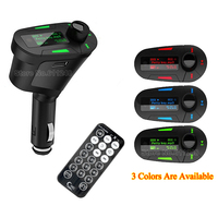 Car Styling Mp3 Player Car Audio Car Kit MP3 Mucsic Player Wireless FM Transmitter Radio Modulator