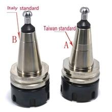 Anti-rust ISO30 ER32 ER20 ER25 ER16 45L 60L tool holder balance high speed chuck G2.5 30000RPM CNC milling