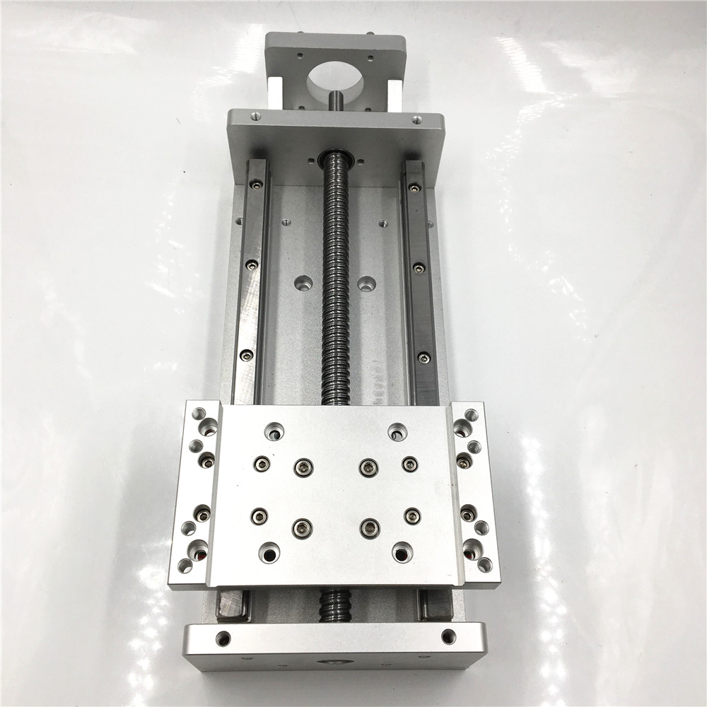 Sliding Table Stroke L400mm SFU1605 Cross Slide Linear Stage Actuator CNC Working Table 250kg/50kg Heavy Load sliding table stroke l400mm sfu1605 cross slide linear stage actuator cnc working table 250kg 50kg heavy load