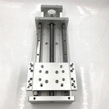 Раздвижной стол ход L400mm SFU1605 суппортом линейной стадии привод ЧПУ рабочего стола 250 кг/50 кг тяжелые нагрузки
