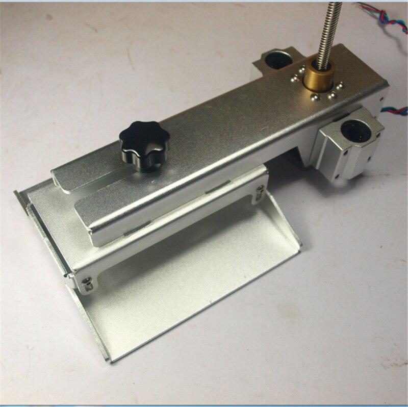Kit de système de plate-forme de construction d'axe Z avec vis à tête trapézoïdale Tr 8*8 (P8) écrou anti-jeu