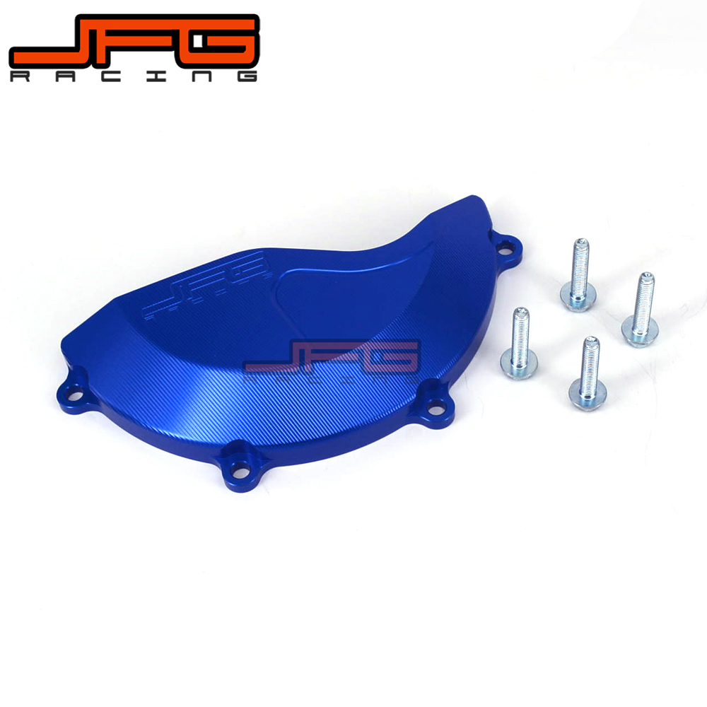 Motorcycle Right Side Engine Case Cover Protector Guard For YAMAHA YZF450 YZ450F YZF <font><b>450</b></font> <font><b>YZ</b></font> 450F 2010-2015 10 11 12 13 14 15 image