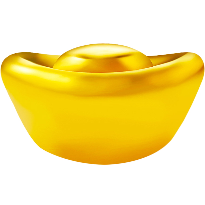 Bague en or jaune pur 24 K bague en or rouge 3D 999 avec armure YuanBao