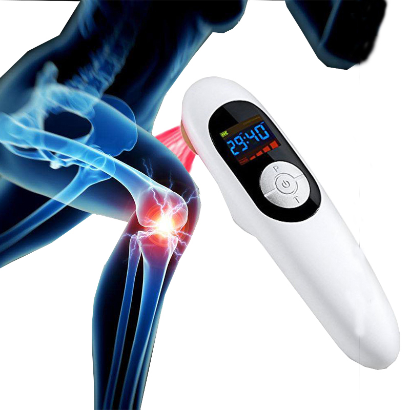 ATANG Cold Laser Therapy Knee Arthritis Pain Light Therapy Heel Spurs Synovitis Neck/Back Pain Relief Arthritis Bone Hyperplasia