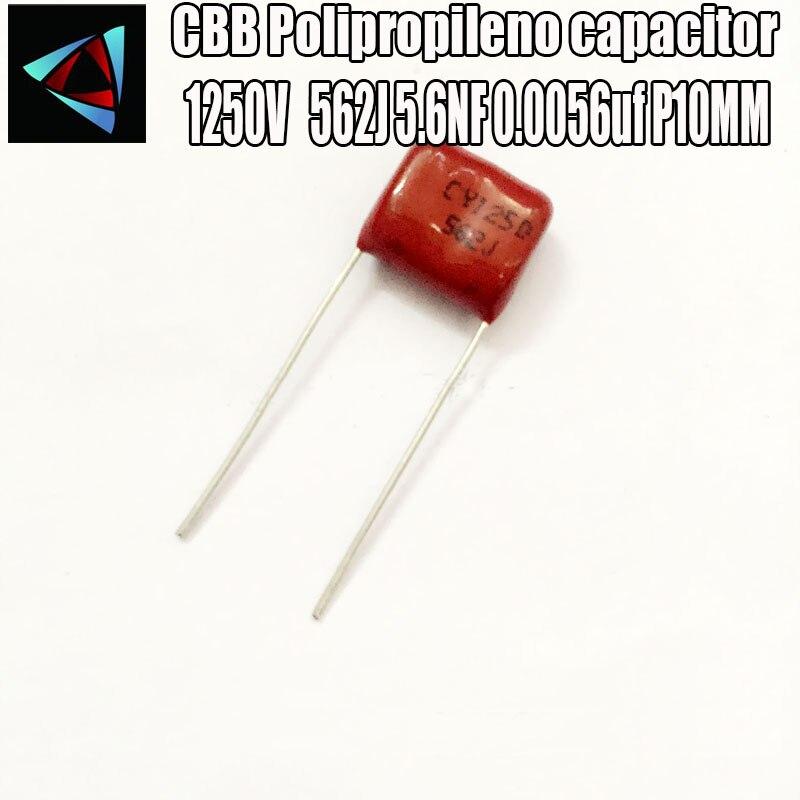10pcs WIMA FKP2 220pF//100V 5/% foil film capacitor 0.22nF 221