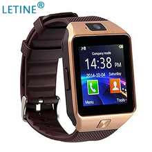 Letine DZ09 Q18 Smartwatch DZ 09 Smart Watch 2019 Men Women Wrist Watch with SIM French