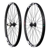 27.5er все горные колеса ICAN бренд 35 мм довод hookless MTB углеродного волокна велосипед колесной Boost или через ось AM 275 35 tl