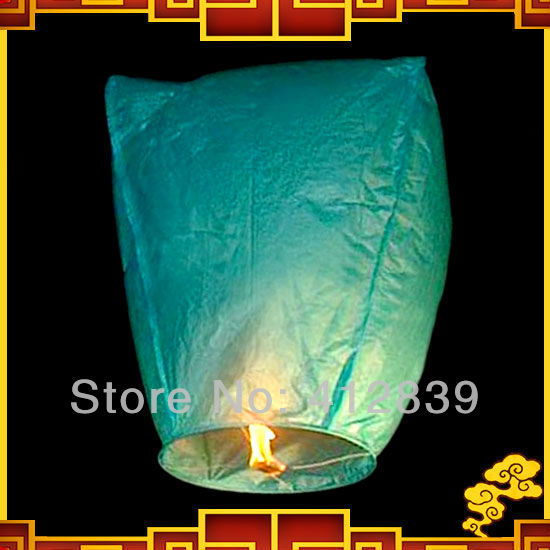 8pcs/Lot Chinese sky light Mix Color Wishing fire sky Lanterns For Best Wedding Gift Free shipping