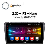 Ownice C500 Octa CORE Android 6 0 Car Dvd Gps Player For Mazda 3 2007 2012