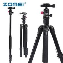 ZOMEI M3 Professional Tripod Portable Aluminium Travel Camera Stand Monopod with 360 Ball Head for Canon DSLR Camera Accessories