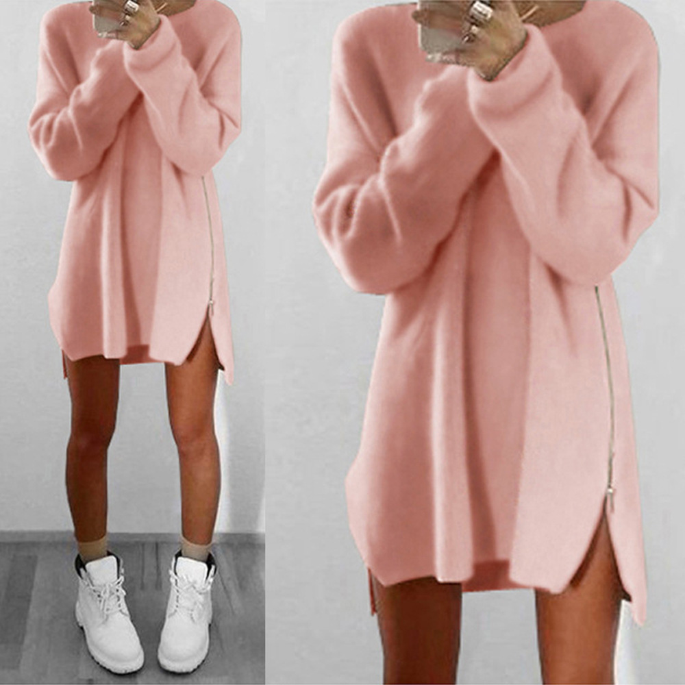 woman sweaters 2019 winter christmas sweater knitted winter tops fall fashion harajuku plus size pullover in Pullovers from Women 39 s Clothing