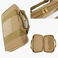Bolsa de lazer ao ar livre militar tático pacote saco de mão multifuncional equipamento tático 900D Oxford pano desgaste à prova d' água