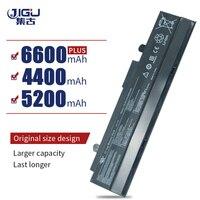 JIGU 6 Células Bateria Do Portátil Para Asus A31 1015 A32 1015 AL31 1015 PL32 1015 Eee PC 1011 1015 1015 P 1016 1016P 1215 1015px|laptop battery|battery for asus|laptop battery for asus -